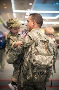 Photographers Helping America's Military Families Through Operation: Love ReUnited