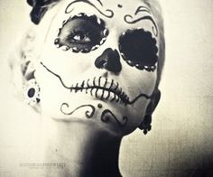 face paintings, halloween costumes, candy skulls, halloween makeup, makeup ideas, sugar skull makeup, painted faces, halloween ideas, halloweenmakeup