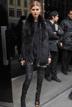 Hot Maryna Linchuk Image 49445 - more at http://modell.photos Topmodel Catwalk 2014 Fashion