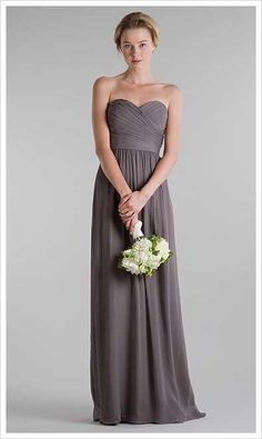 Love this style- 5 Fabulous Fall Bridesmaid Dresses: Eye Candy « Wedding Style, Planning & Inspiration | the Wedding Paper Divas Blog