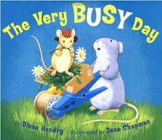 Classroom Freebies: The Very Busy Day - Connections and Summarizing
