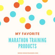 My Favorite Marathon