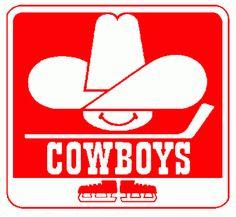 Calgary Cowboys Logo