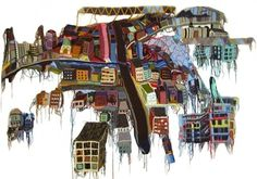 johamilton crochet portland, crochet inspir, jo hamilton, johamilton, textil art, crochet art, knit, artist, fiber art