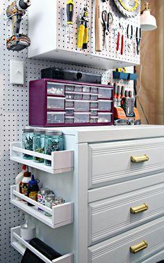 Organized storage ro