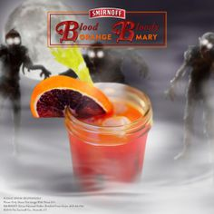 Smirnoff's Blood Ora