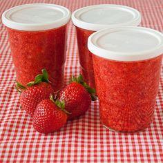 Crock Pot Strawberry Jam Recipe