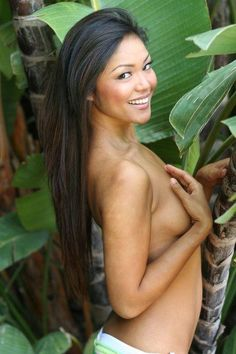 Cat Alfonso is a beautiful Filipina girl-next-door with a perky tits
