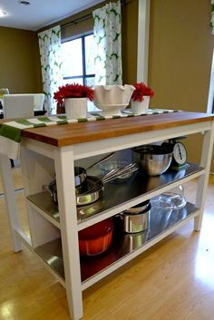 Ikea stenstorp island kitchens pinterest for Ikea stenstorp island