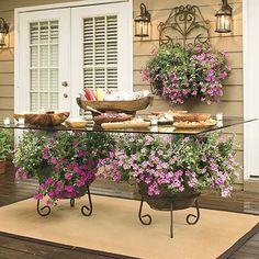 Garden Buffet...