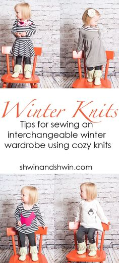 Winter knits || Tips