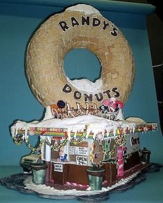 Randy's Donuts in Gingerbread