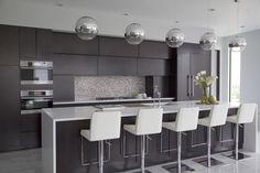 Kitchen - Modern - Kitchen - Images by Threshold Goods  Design, LLC. | Wayfair