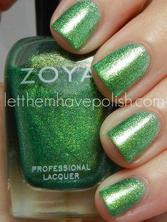 Zoya Apple