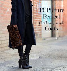 15 Statement Coats