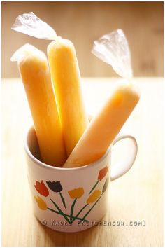 Mango Ice Candy by kaoko, via Flickr