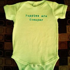 Awesome Onsies 6 mos 12 mos 24 mos by Shescraftyyall on Etsy, $12.00