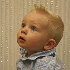 How cute is this?  My son M has baby fine hair just like this, I'll have to refer to this photo for his first cut. Toddler Boys, Boy Cuts, Boy Hairstyles, Mason, Fine Hair, Baby Boys, Babi Boy, Little Boys, Little Boy Haircuts