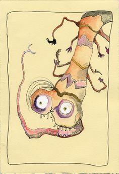 Matthew Gray Gubler ~ art