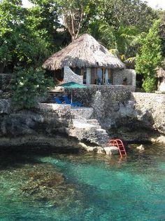Negril, Jamaica - Rockhouse Hotel