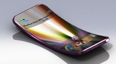 Future of Cell Phones: flexible and reliable.