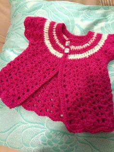 swing sets, crochet babi, newborn cardigan