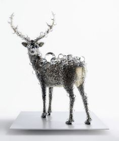 Kohei Nawa, PixCell-Dear #32, 2013 Mixed media