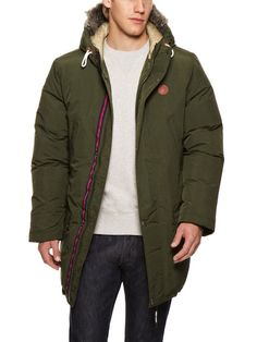 Down Parka by Fred Perry
