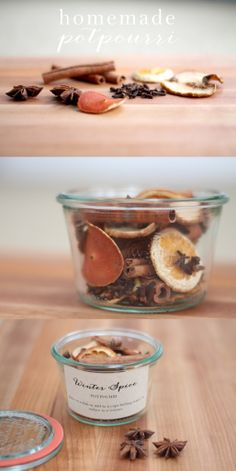 easy homemade natural air freshener | use this winter spice mix made in your kitchen. simple & fragrant potpourri
