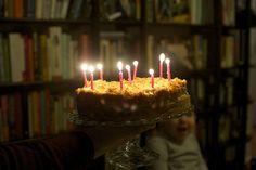 bee sting cake for Joe's birthday