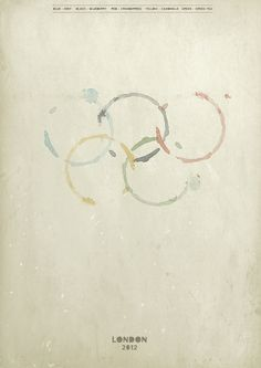 Olympic 2012 poster