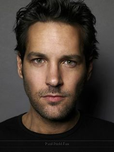 Paul Rudd.......sexy and funny !