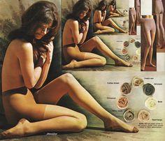 mmmmmm... tan tights!