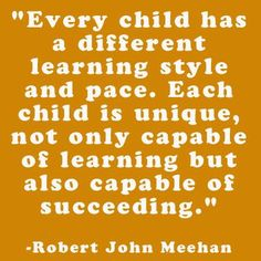 I would add that every child who has dyslexia has different symptoms and different levels of severity. While not every tool or tutoring method will work the same for every child, I firmly believe that each and every child with dyslexia can and will succeed with proper support. ~Scott Forsythe