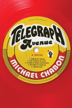 Telegraph Avenue, Michael Chabon's newest