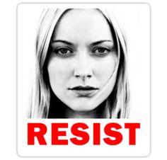 geek, fring resist, etta resist, poster, movi, googl imag, favorit tv, fringes, ettaresist