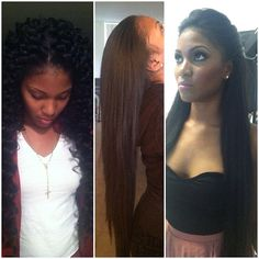 Same girl , same sew In NATURAL VERSATILE  Reversible ... - schacle @ Instagram Web Interface - 5th village