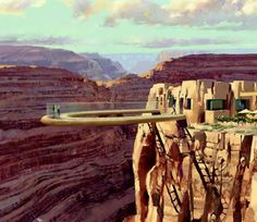 Grand Canyon Skywalk checked off the bucket list