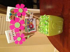 Gift card tree :)