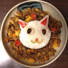 Dry Curry / nekomaru-sabou.com ねこまる茶房