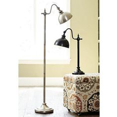 Ballard designs. Floor lamp.