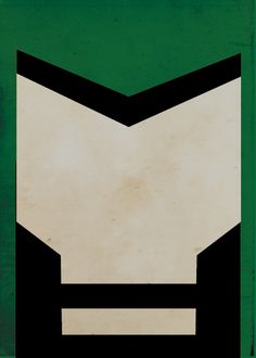 Minimal Superheroes by Barletta , via Behance