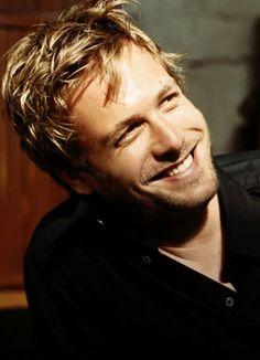 Gabriel Macht beauti men, gabriel macht, guy, blond men, beauti blond, celeb hotti, beauti smile, beauti peopl, boy