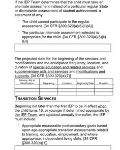 Model IEP.  Pinned by SOS Inc. Resources http://pinterest.com/sostherapy. models, model iep