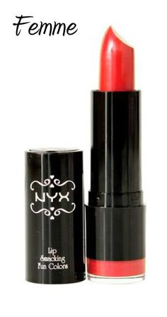 "Nyx round lipstick shade ""Femme"""