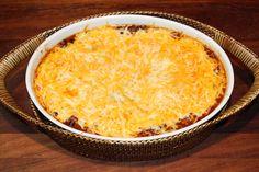 Cheesy Chili Dip