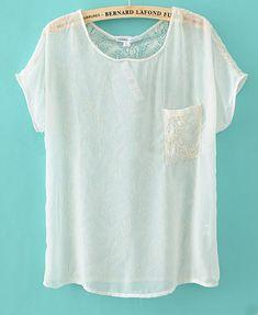 White #t-shirt