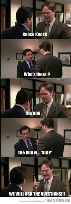 I love the office!