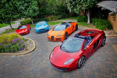 It is so hard to decide what company car to choose and what color !!!