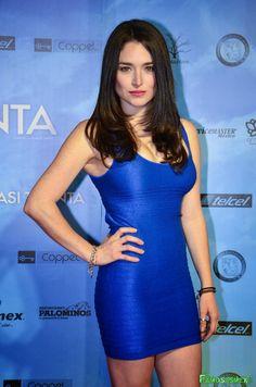 "Wendy Gonzalez En La Premiere ""Casi 30"" HQ y MQ | FamosasMex"